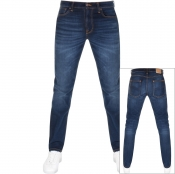 Product Image for Nudie Jeans Lean Dean Slim Tapered Jeans Blue
